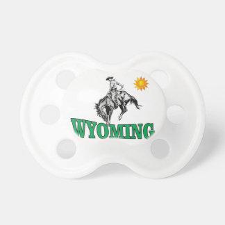 Wyoming cowboy dummy
