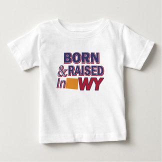 Wyoming design baby T-Shirt