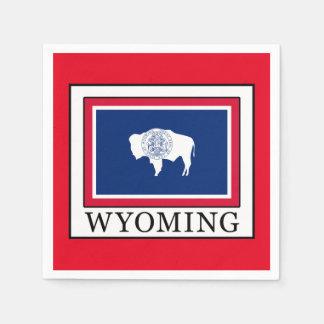Wyoming Disposable Napkin