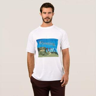 Wyoming Double Dry Mesh T-Shirt