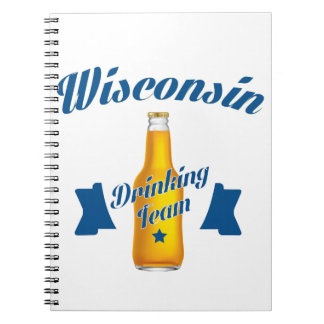Wyoming Drinking team Notebooks