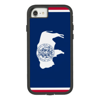 Wyoming Flag Case-Mate Tough Extreme iPhone 8/7 Case
