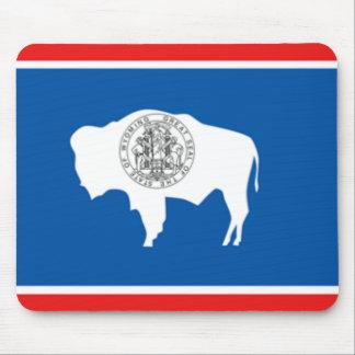 Wyoming Flag Mousepad