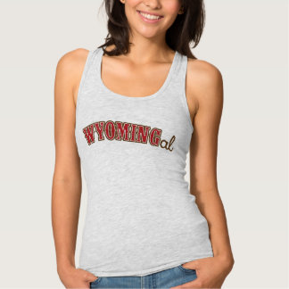 Wyoming Gal, Country Red Singlet