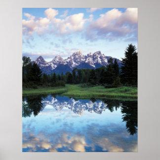 Wyoming, Grand Teton National Park 3 Poster