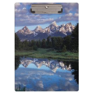 Wyoming, Grand Teton National Park 4 Clipboard