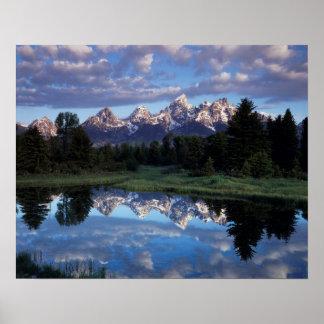 Wyoming, Grand Teton National Park 4 Poster