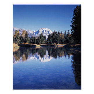 Wyoming, Grand Teton National Park 5 Poster