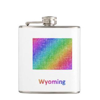 Wyoming Hip Flask
