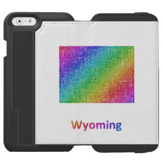 Wyoming Incipio Watson™ iPhone 6 Wallet Case