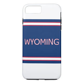 Wyoming iPhone 7 Plus Case