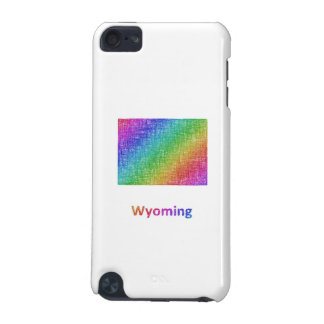 Wyoming iPod Touch 5G Covers