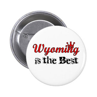 Wyoming is the Best Button