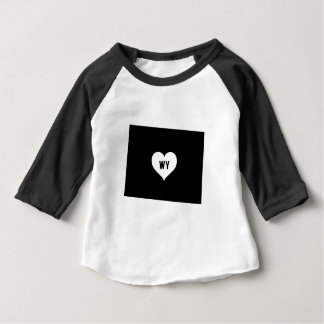 Wyoming Love Baby T-Shirt