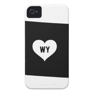 Wyoming Love Case-Mate iPhone 4 Case