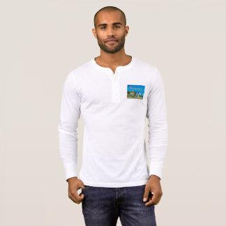 Wyoming Men's Long Sleeve Shirt