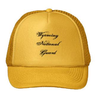 Wyoming National Guard Cap