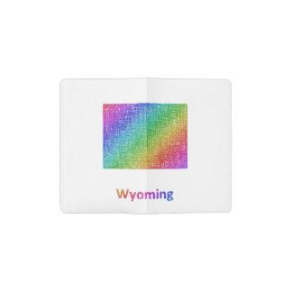 Wyoming Pocket Moleskine Notebook