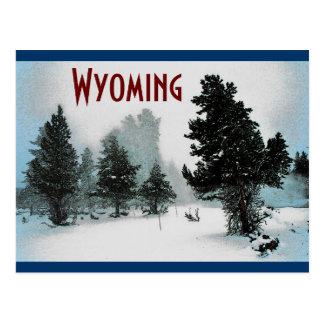 Wyoming Postcard