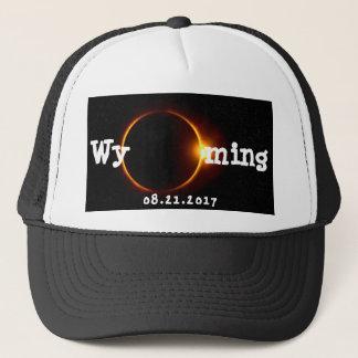 Wyoming Solar Eclipse Cap