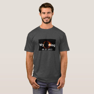 Wyoming Solar Eclipse T-Shirt