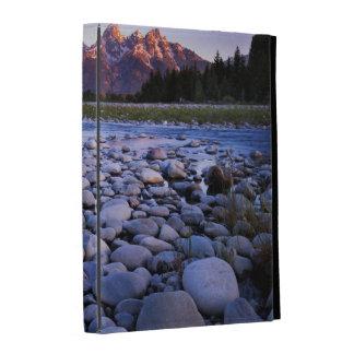 Wyoming, Teton National Park, Snake River iPad Folio Case