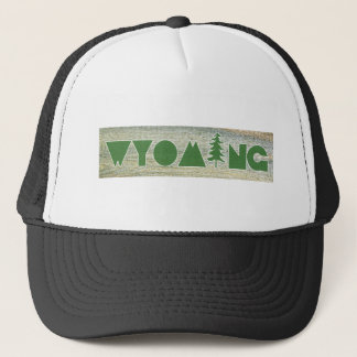 Wyoming Trucker Hat