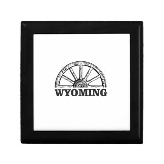 wyoming wheel gift box