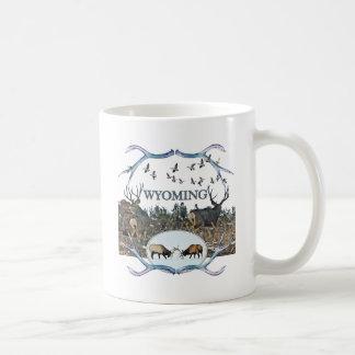 WYOMING wildlife Coffee Mug