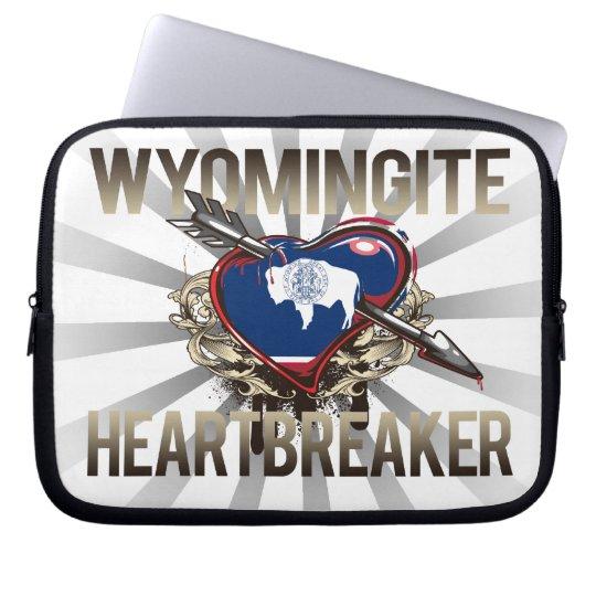 Wyomingite Heartbreaker Laptop Sleeve