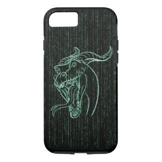 Wyrm in the Shell iPhone 8/7 Case