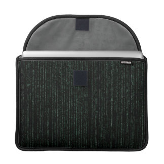 Wyrm in the Shell Sleeve For MacBook Pro