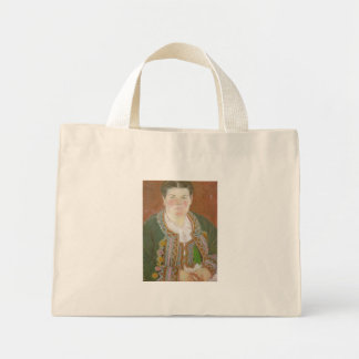 Wyspianski Artist s Wife in Peasant Jacket 1902 Canvas Bag