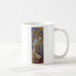 Wyspianski, Caritas (Madonna and Child), 1904 (1) Coffee Mug