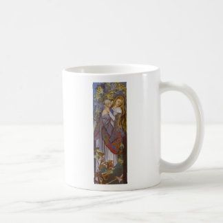 Wyspianski, Caritas (Madonna and Child), 1904 (2) Coffee Mug