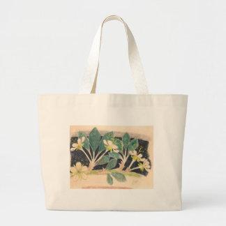Wyspianski Cherry Flowers 1903 Tote Bags