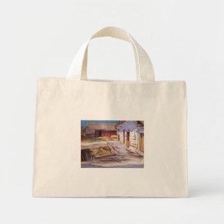 Wyspianski Farm in Konary 1900 2 Canvas Bag