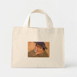 Wyspianski Girl in a Blue Hat 1895 Tote Bag