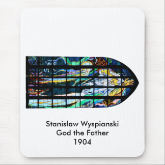 Wyspianski, God the Father, 1904 Mousepads