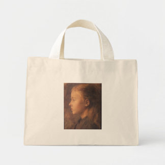 Wyspianski Head of a Girl no date Canvas Bag
