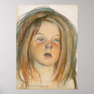 Wyspianski Helenka 1900 1 Print