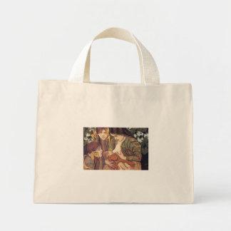 Wyspianski Maternity 1905 Canvas Bag