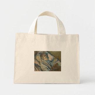 Wyspianski Mietek Sleeping 1902 Canvas Bag
