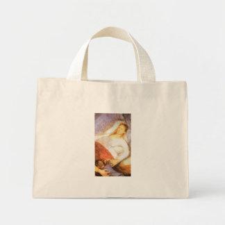 Wyspianski Mother s Death 1894 Canvas Bag