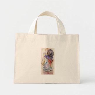 Wyspianski Study of a Girl 1893 Bags