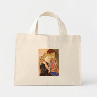 Wyspianski Two Girls 1894 Bags