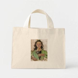 Wyspianski Vanitas 1895 Canvas Bag