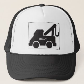 WZSM Tow Truck Hat