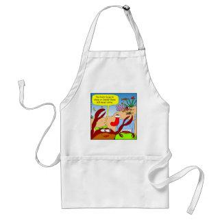 x39 sandy claws cartoon standard apron