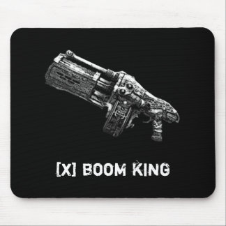 [x] Boom King Mousepad